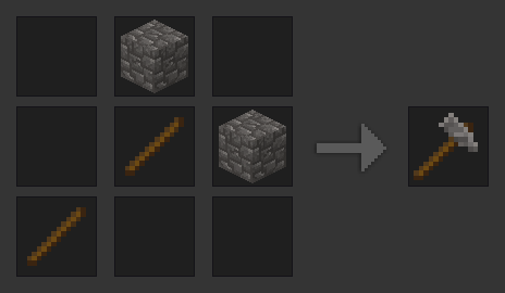 example hammer crafting
