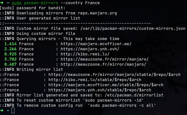 France repo
