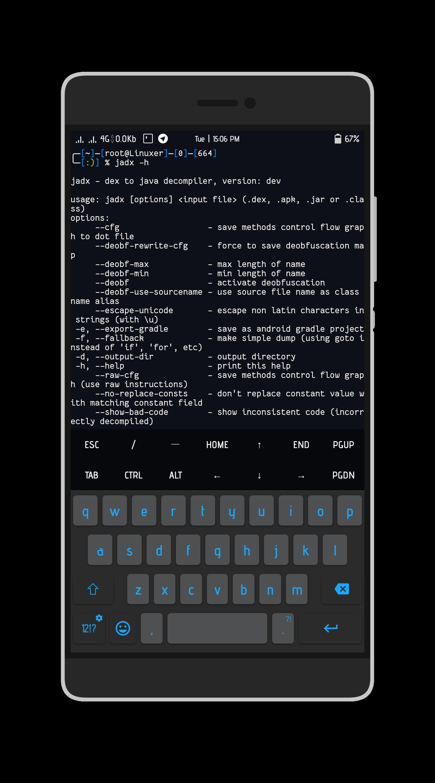 Install JaDx Menggunakan (Termux)