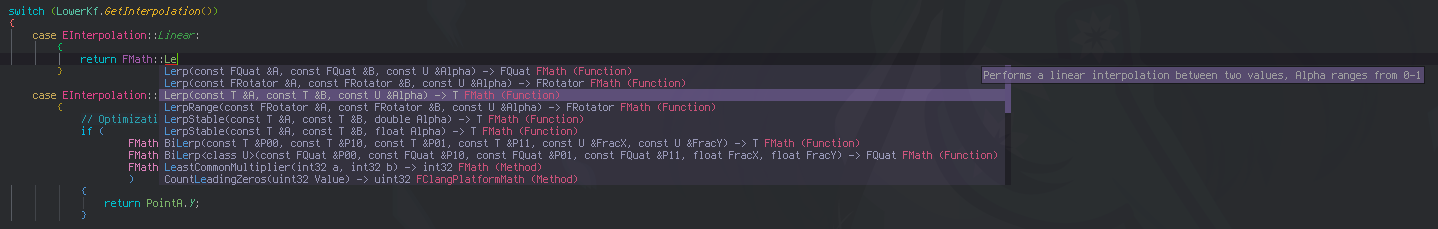 Autocompletion in Emacs