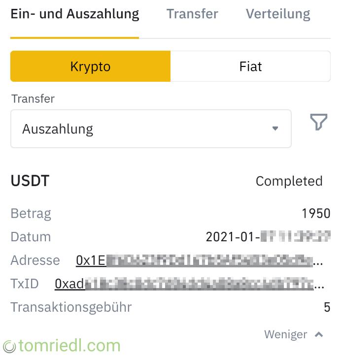 Implementation/docs/md/krypto/binance/auszahlen-ueberweisen-von-binance-auf-andere-plattform-oder-wallet-withdraw/binance-protokoll-transaktion-eintrag-usdt.png