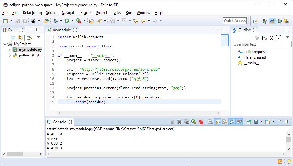 documentation/images/EclipseRunningPyFlareScript.png