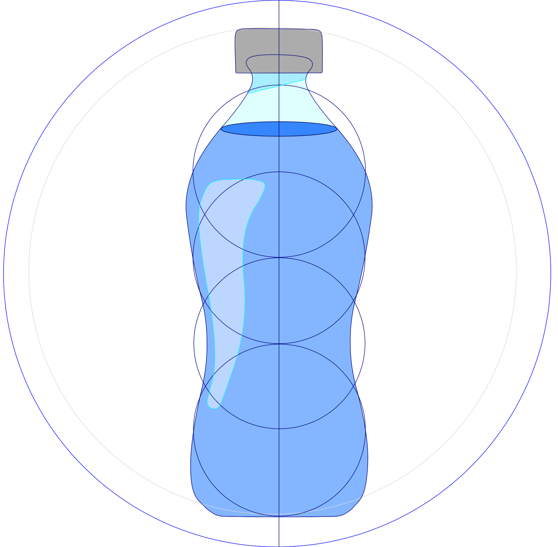 Distilled logo breakdown