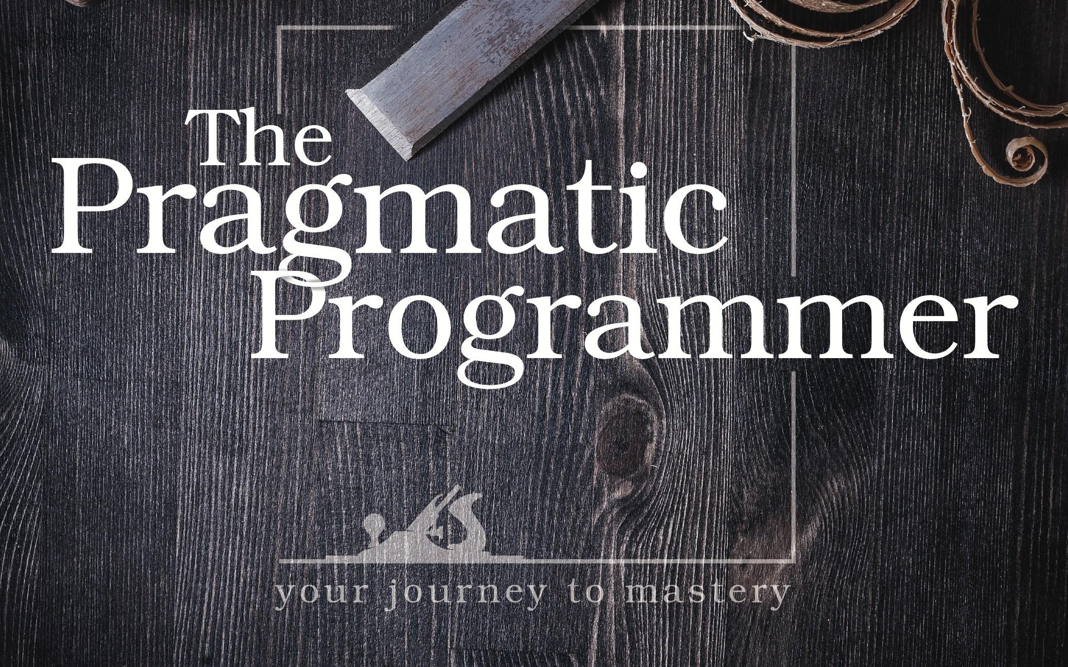 The Pragmatic Programmer - recensione