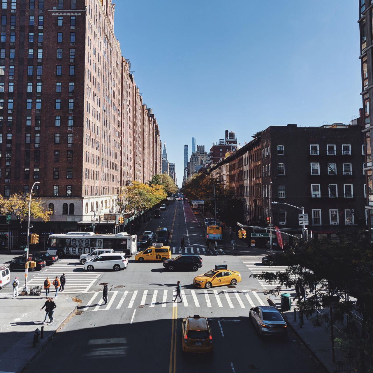 New York, again