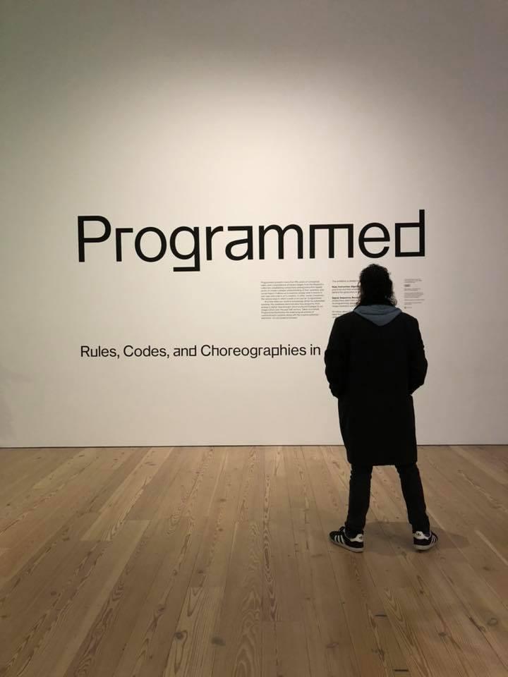 Me at Programmed