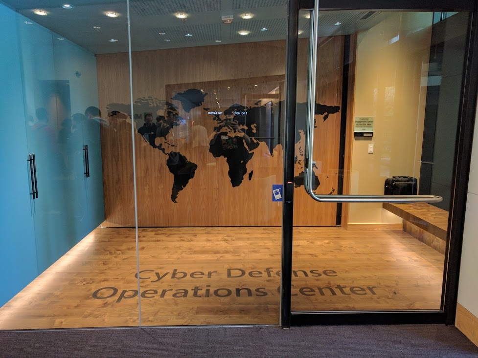 Cybersecurity Ops Center