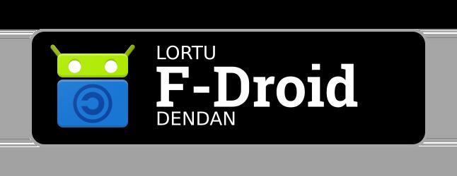 Lortu F-Droid dendan