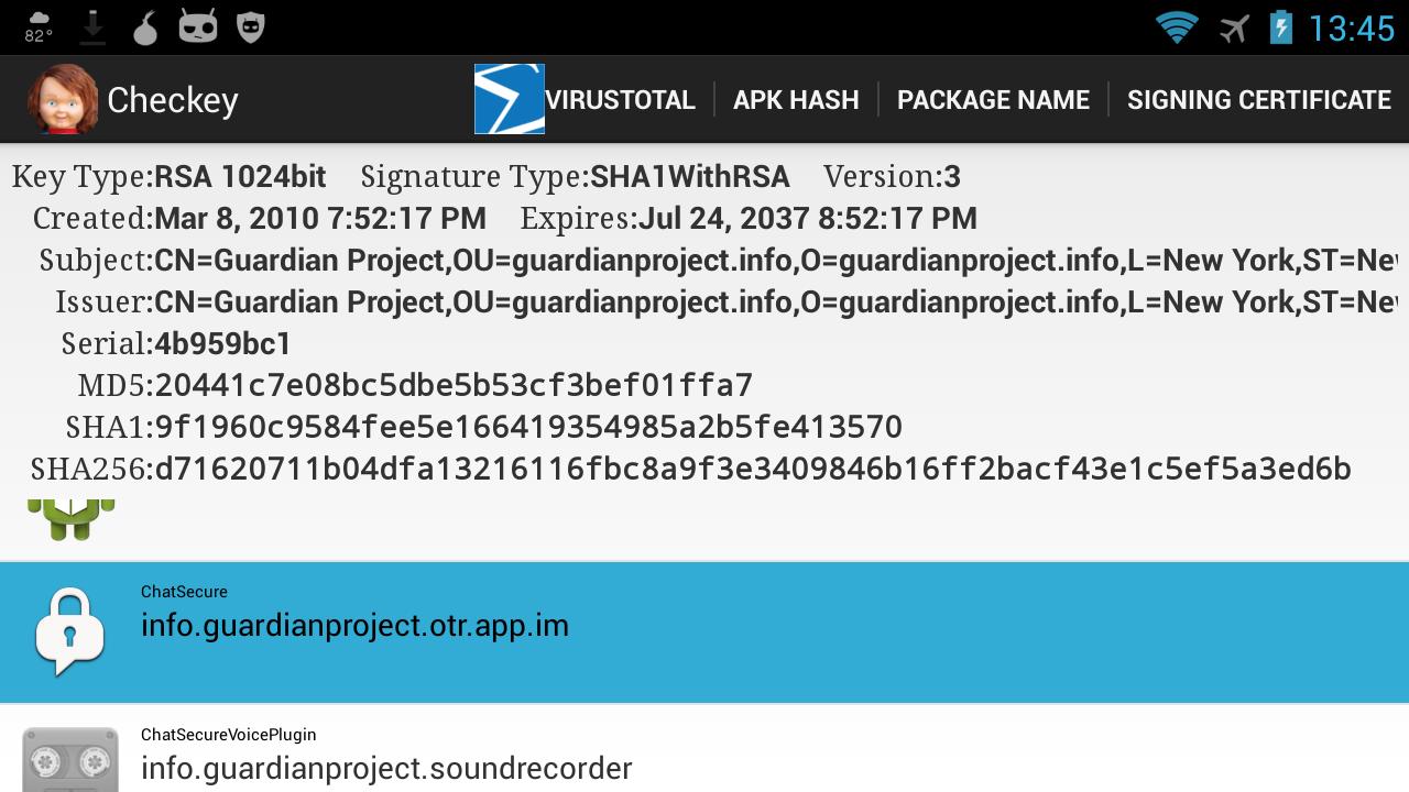 tests/metadata/info.guardianproject.checkey/en-US/phoneScreenshots/checkey-phone.png