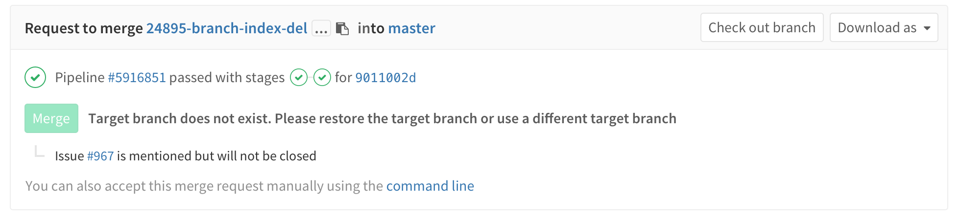 MR-open-not-able-to-merge-no-target-branch