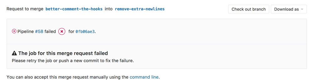 MR-open-not-able-to-merge-failed-job