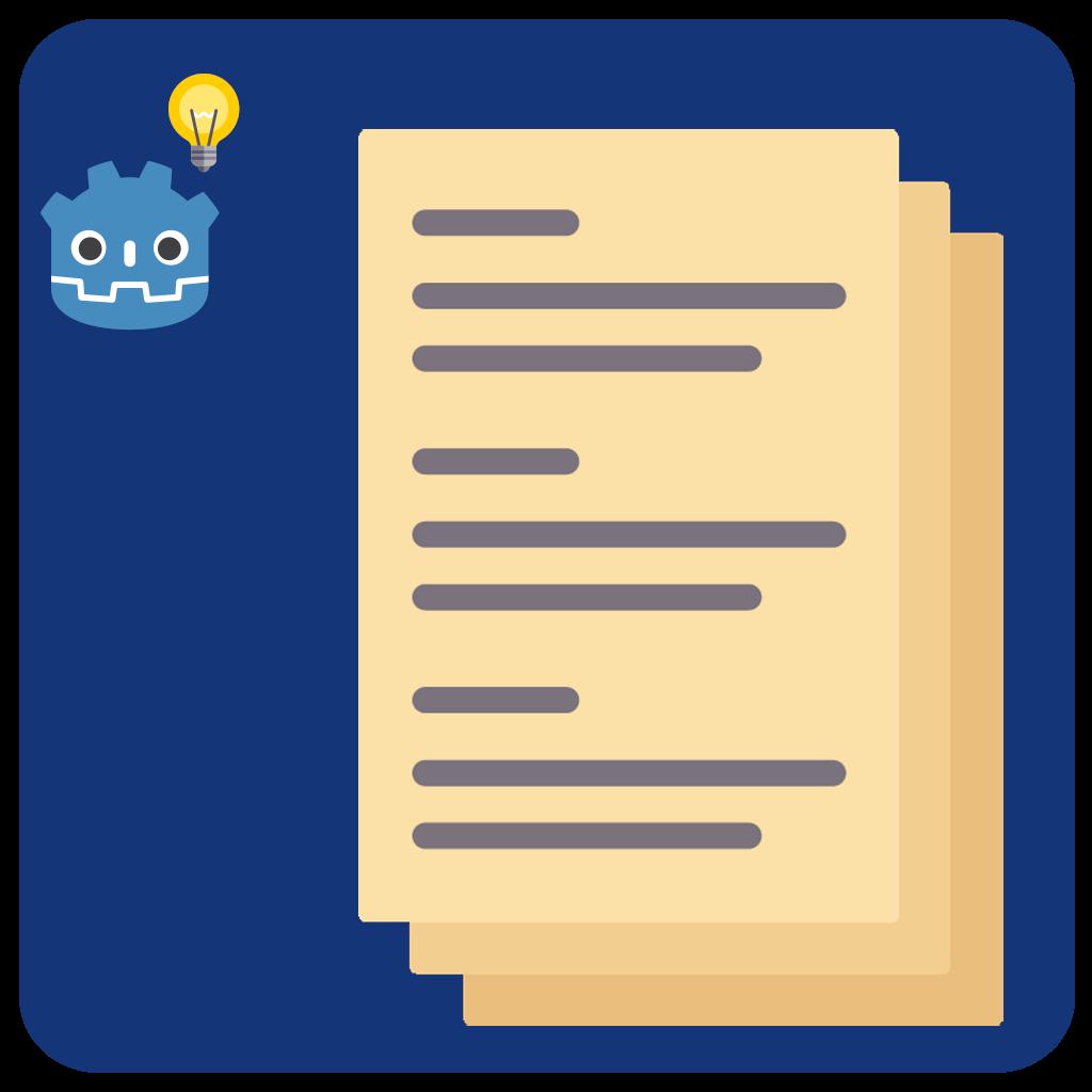 Godot-Stuff Logger 3.2's icon