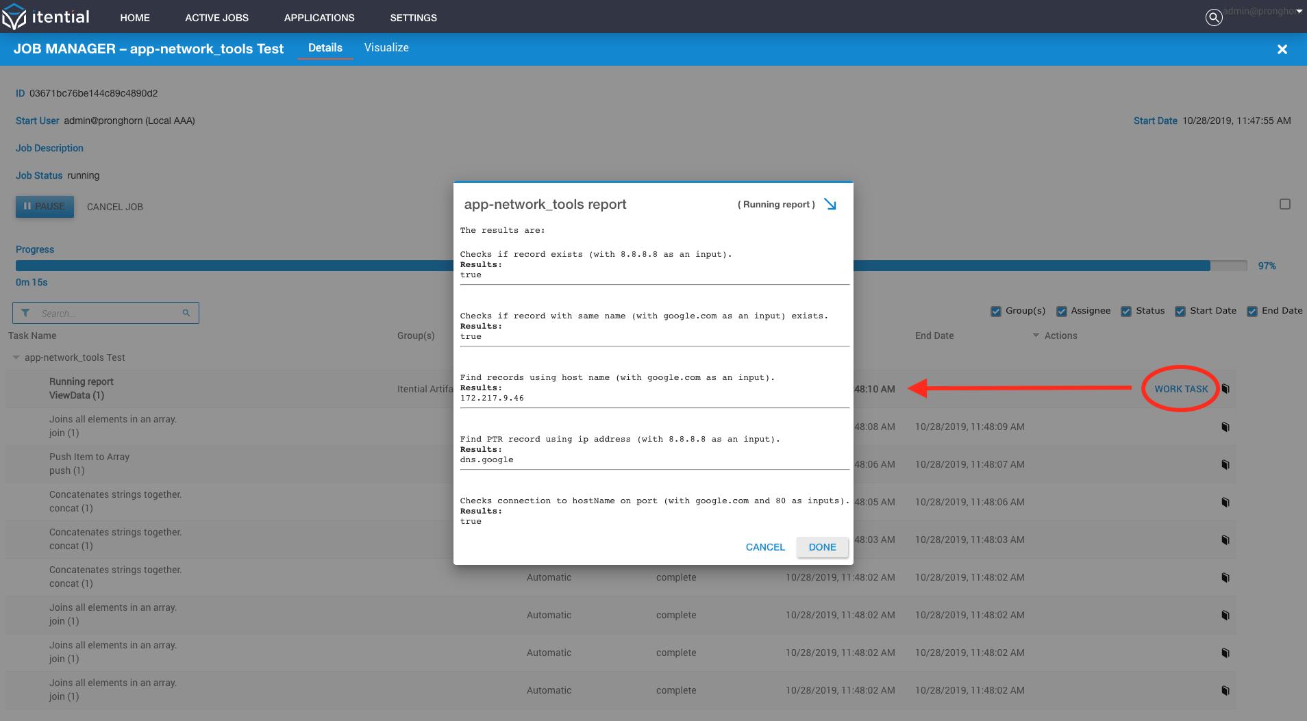 app-network_tools Test workflow report