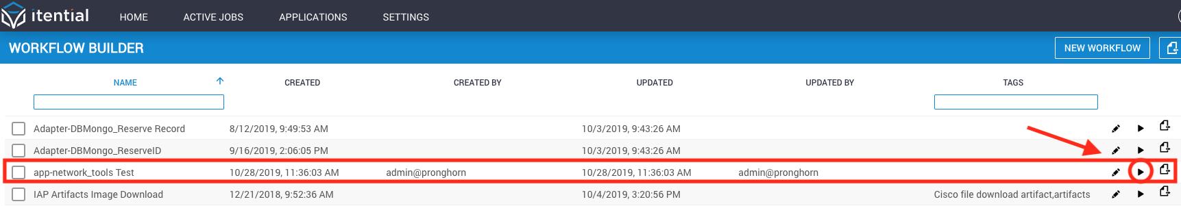 app-network_tools Test start workflow