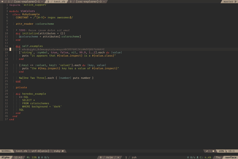Fira Code iCursive S12