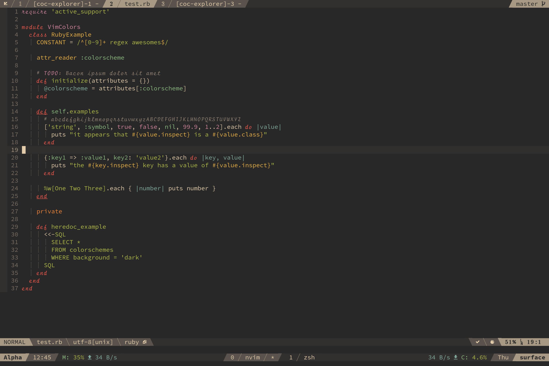 Source Code Pro iCursive S12