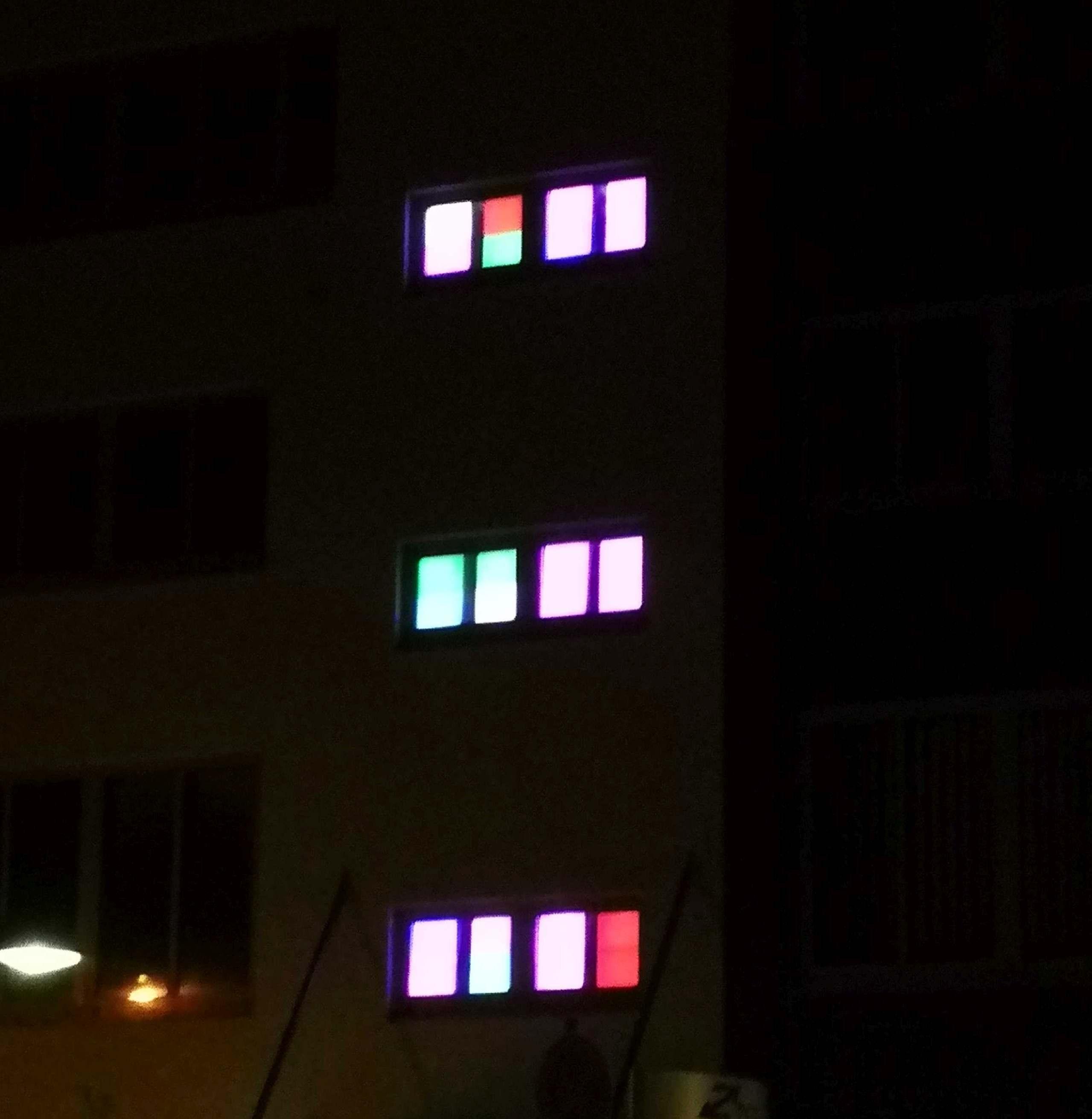 Flur Pixel